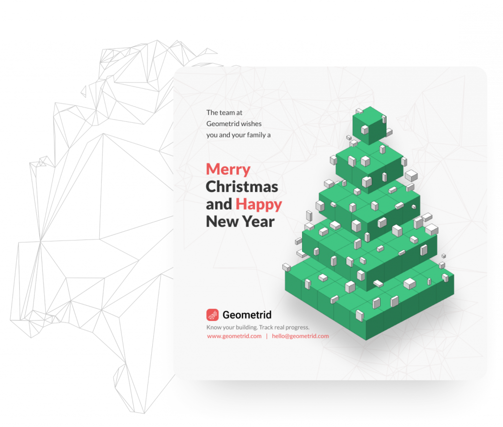 Merry Christmas and Happy New Year from Geometrid